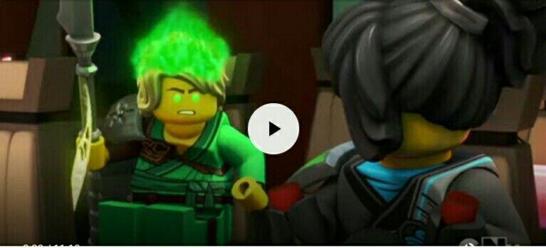Evill Loyd Lego Ninjago Season 11 Episode 14 Ninjago Lego Ninjago Lego