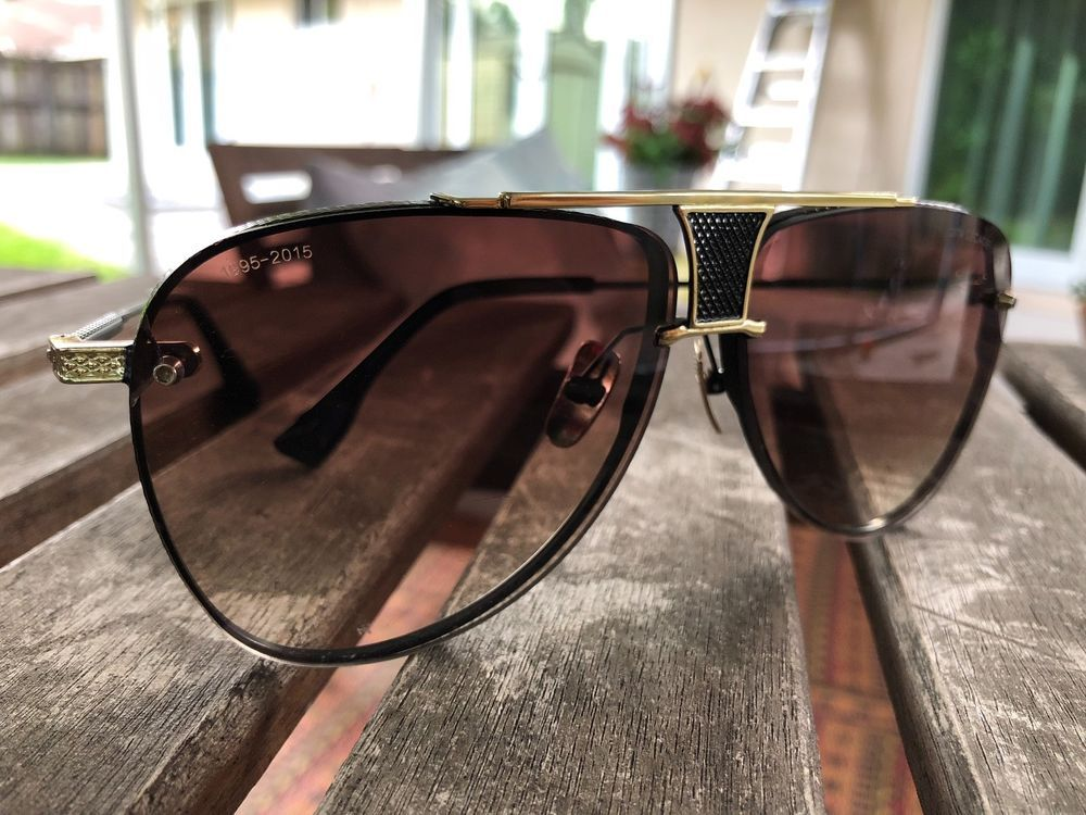4017ad7f5e94 DITA DECADE-TWO DRX-2082-B-BLK-GLD-62 Authentic Sunglasses  fashion   clothing  shoes  accessories  womensaccessories   sunglassessunglassesaccessories (ebay ...
