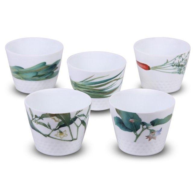 Noritake Art Noritake Tea Cups Glassware Set
