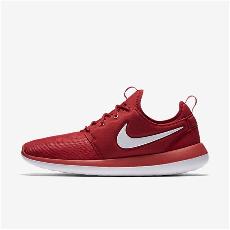 Nike Roshe Two University Red Track Red Arctic Orange White Nike Roshe Two Nike Lifestyle Shoes Running Shoes For Men