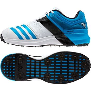 1cd6a9f2adc837 adidas adipower Vector Mens Cricket Shoes with Spikes