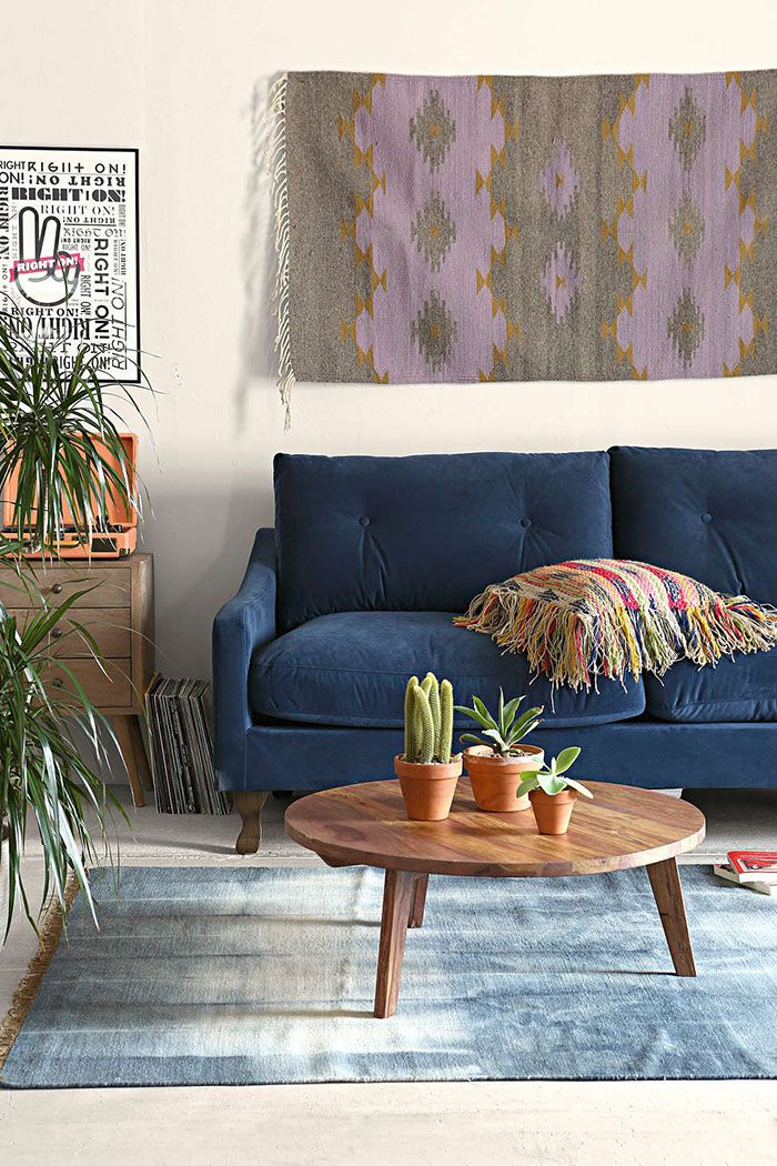 Designing My Living Room With Boho Chic Decor