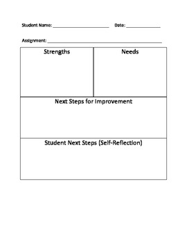 Assessment  Student Feedback Form  Students Instructional