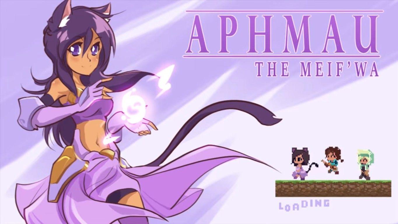 Aphmau Ein, Minecraft Fan Art, Aphmau And Aaron, Aphmau Memes, Aphmau Fan