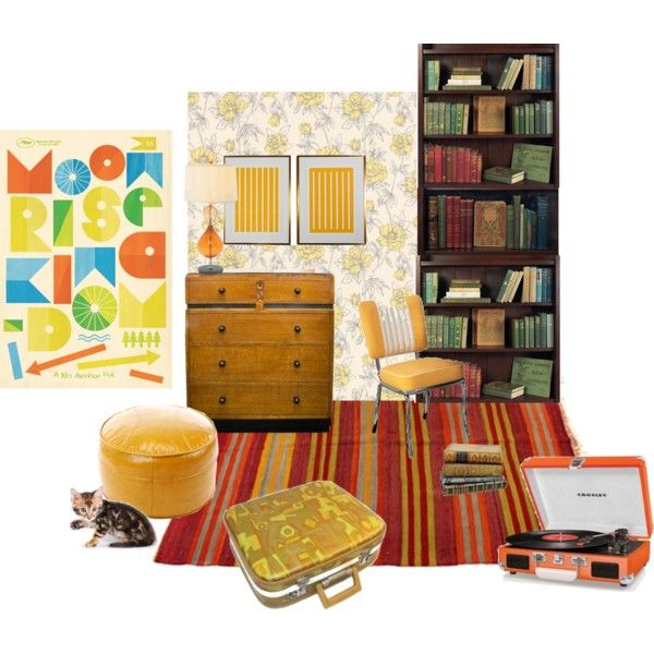 Moonrise Kingdom Bedroom | Moonrise kingdom, Bedrooms and ...