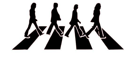 The Beatles The Beatles Abbey Road The Beatles Decal Beatles Abbey Road Abbey Road The Beatles