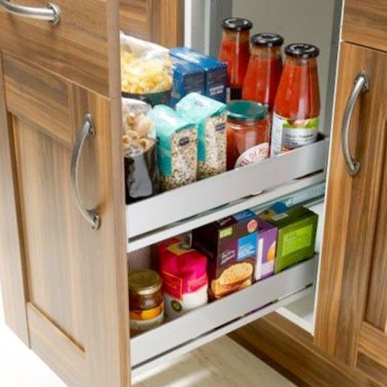 Kitchen Storage Solutions: The Best Ideas From Stylish, Smart & Small Kitchen Storage