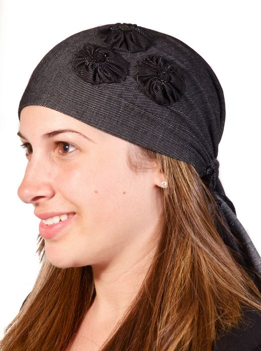 Directional Yet Demure Clothing For The Cool Modern Woman: Headcoverings From Kosher Casual.