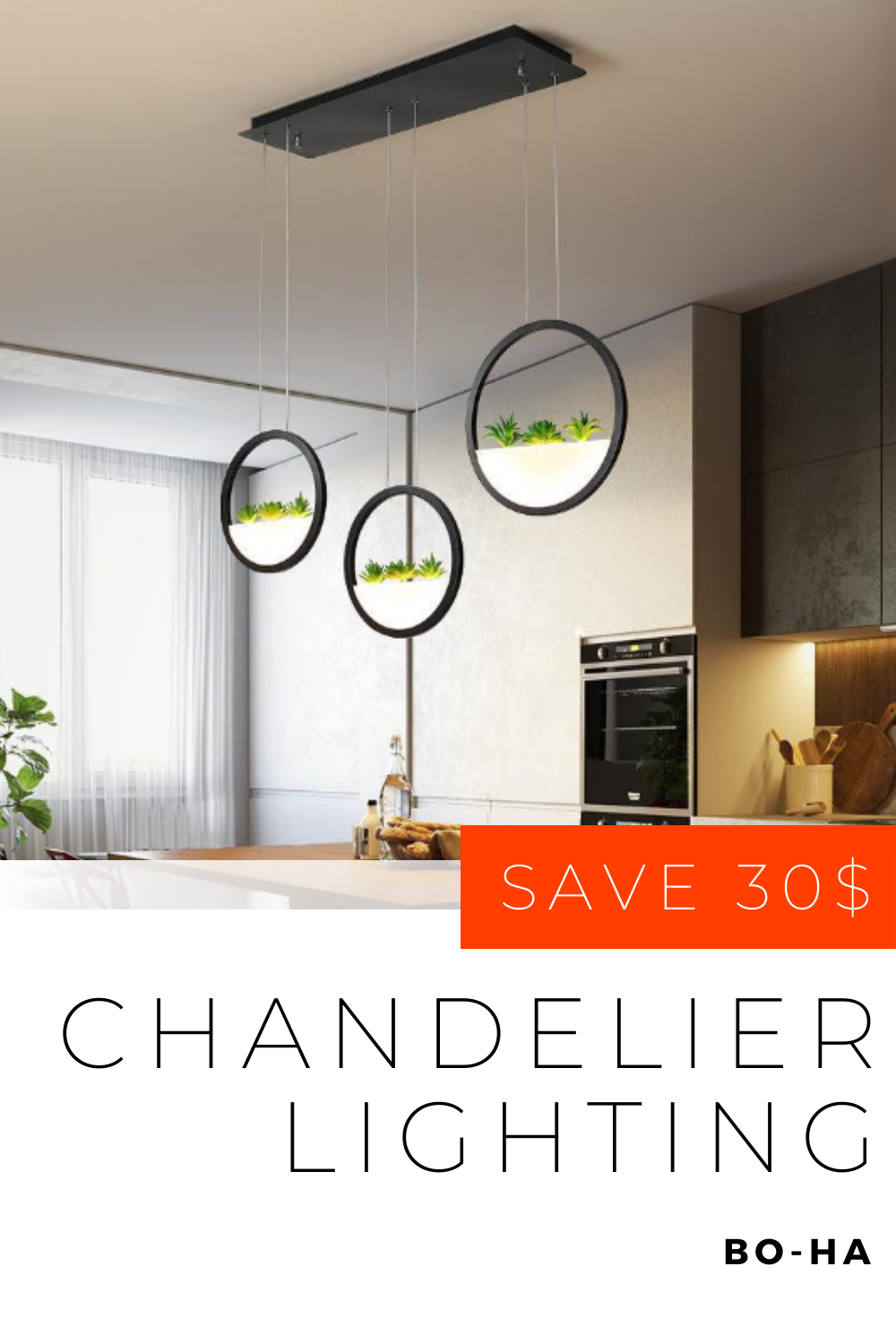This Hanging Plant Light Chandelier is a unique piece which can be used as a Dining Room Chandelier Lighting, Living Room Chandelier Lighting or in the Entryway and Kitchen. Within 10 minutes you can install the Light Fixture on your Ceiling and enjoy every second of it! - #ChandelierLighting #Lighting #DiningRoomChandelierLighting #PlantChandelier #KitchenChandelierLighting #PlantLighting #GardenDesignLamp #BathroomLightFixture #LivingRoomLighting #PlanterChandelier #LivingRoomLighting