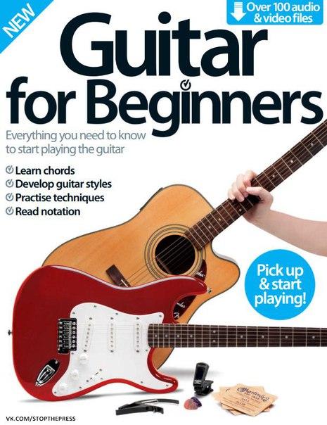 Guitar For Beginners 7th Ed 2016 Uk Guitar For Beginners Guitar Beginner Books
