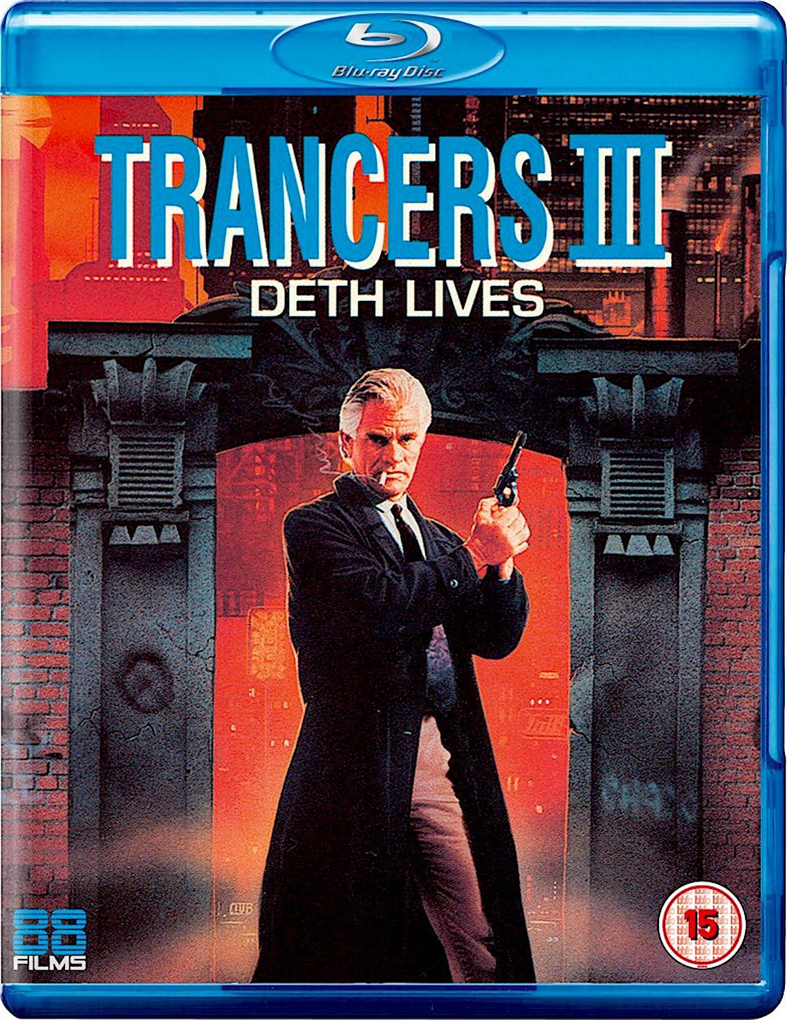 TRANCERS III DETH LIVES BLURAY Classic horror movies