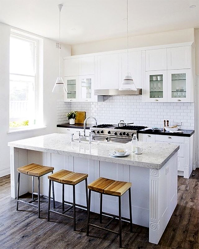 5 Budget Friendly Kitchen Looks How