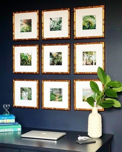 Framing A 10x10 Room: Gallery Wall, Frame Crafts