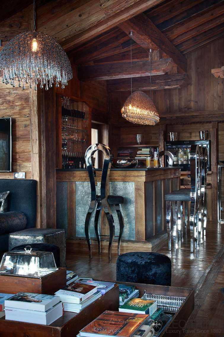 52 Splendid Home Bar Ideas To Match Your Entertaining Style: Modern Rustic Design, Chalet, Bar Interior Design