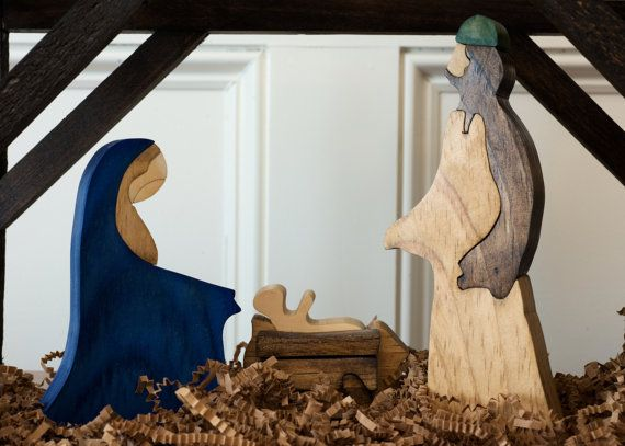 Beautiful Handcrafted Nativity Sets by ClassicNativities on Etsy