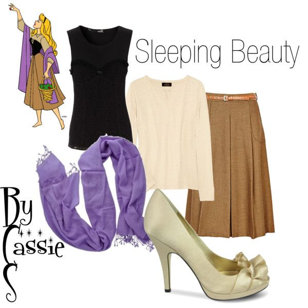 """""""Sleeping Beauty"""" by lilcassie7 on Polyvore"""