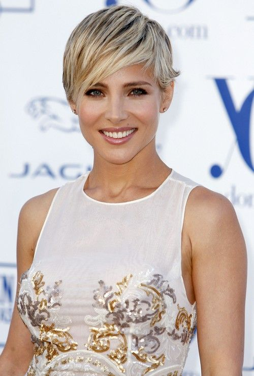 Elsa Pataky Cut Her Hair Short Because She's Jealous Of