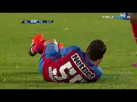 CSMS Iasi vs Steaua Bucharest - http://www.footballreplay.net/football/2016/10/30/csms-iasi-vs-steaua-bucharest-2/
