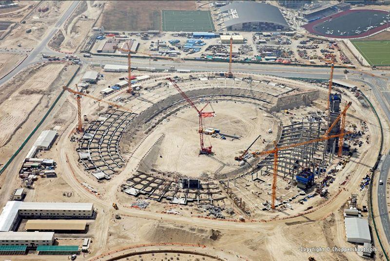 Dubai Sports City (April 2009)