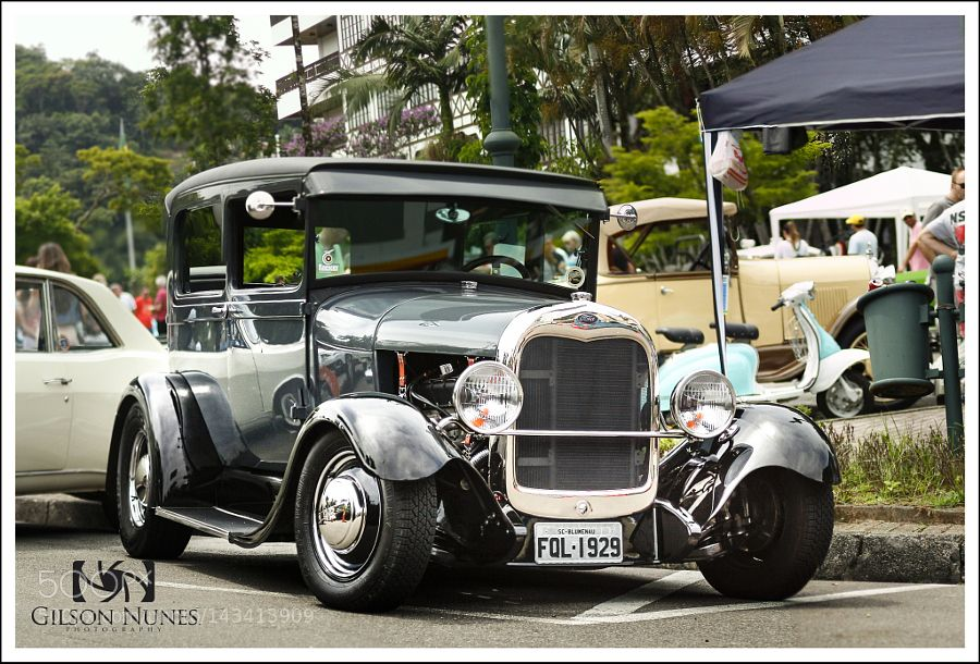 Ford 1929 by GilsonNunes