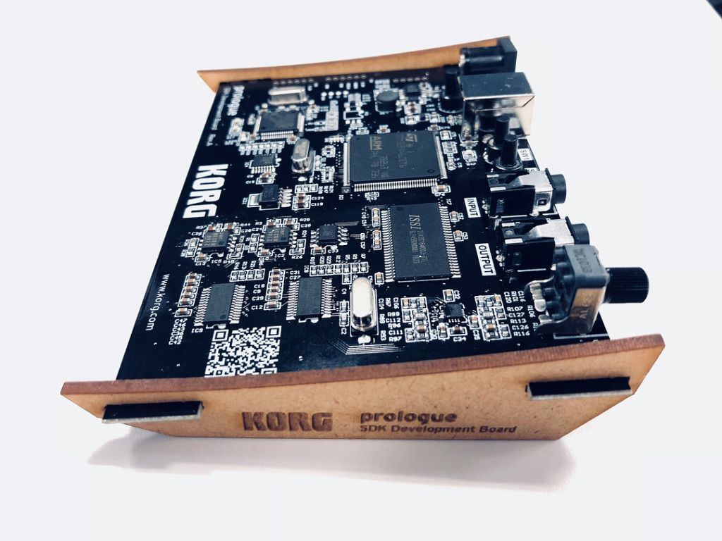Korg Are About To Unveil Their Diy Prologue Boards For Synth Hacking 300w Power Amplifier Circuit With 2n773 Circuitschematic Electric Cdm Create Digital Music