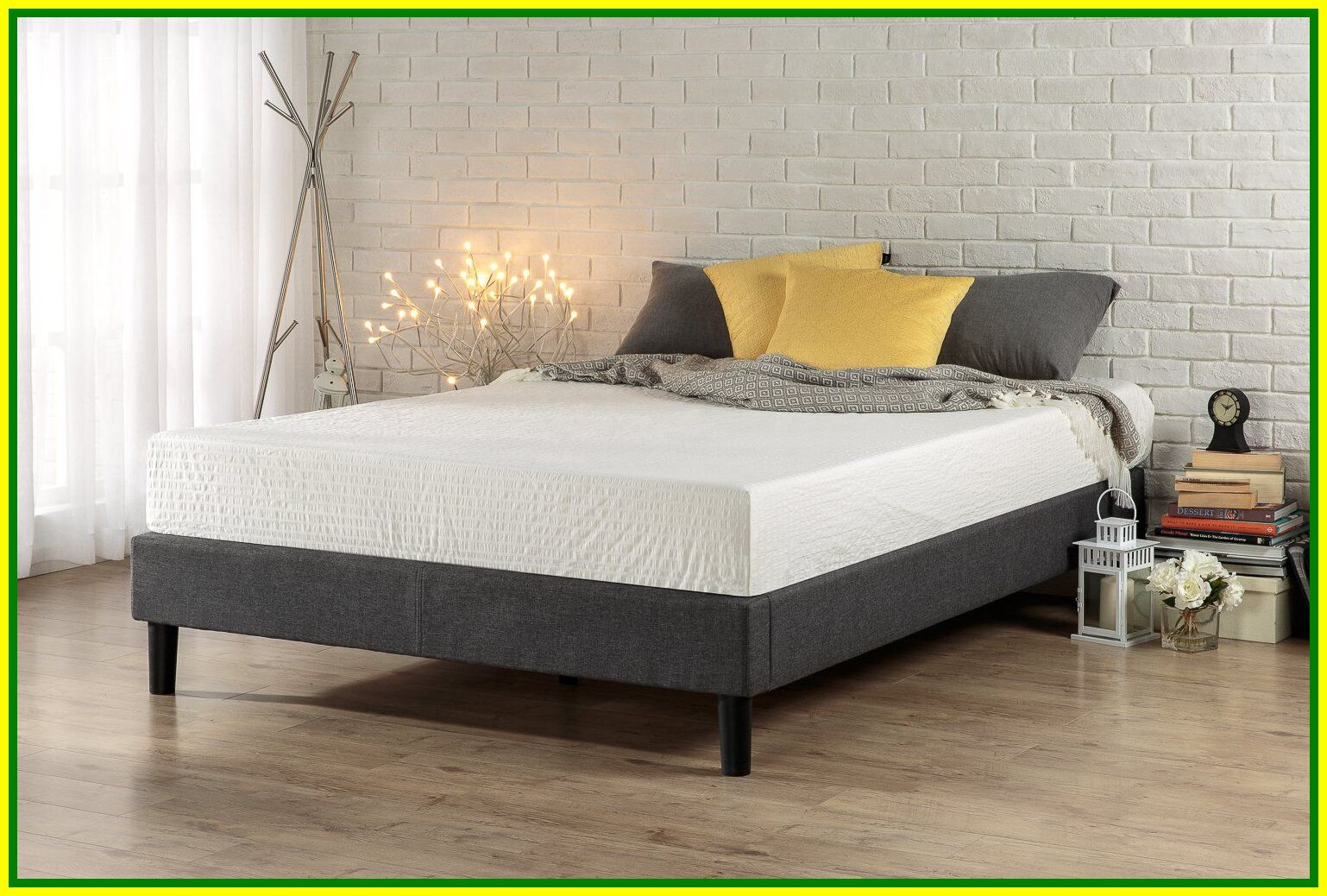 100 reference of mattress firm metal platform bed frame in