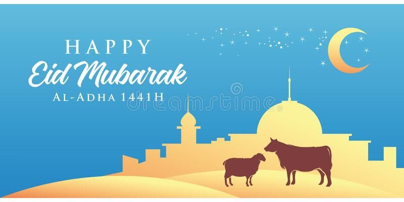 Happy New Hijri Year 1441 Vector Illustration Happy Islamic New Year Graphic D Sponsored Sponsored S Happy Islamic New Year Islamic New Year Hijri Year
