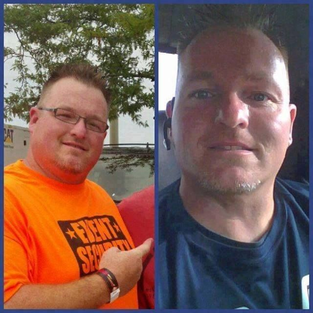I wanted to share my husbands story. He started at his heaviest 321   www.BurnFatFeelGreat.com www.LoseTheFatWithJax.com  #weightloss #gettinghealthy #skinnyfier #healthierchoices #skinny #healthy #beforeandafters #gettingskinny #energy #loosingweight