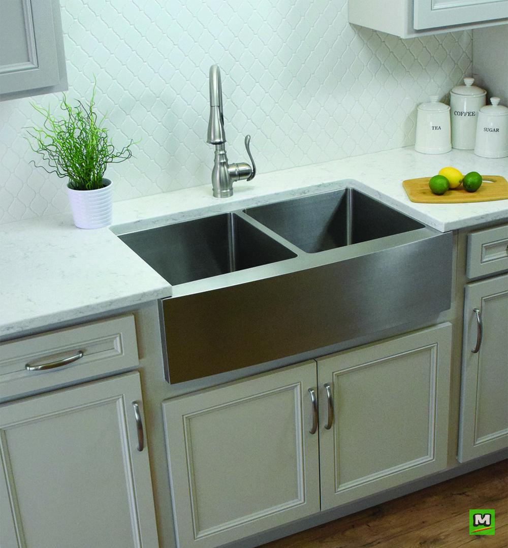 21+ Karran apron sink type