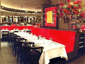 Restaurant Le Garage : Le garage amsterdam famous for its steak tartare nederland