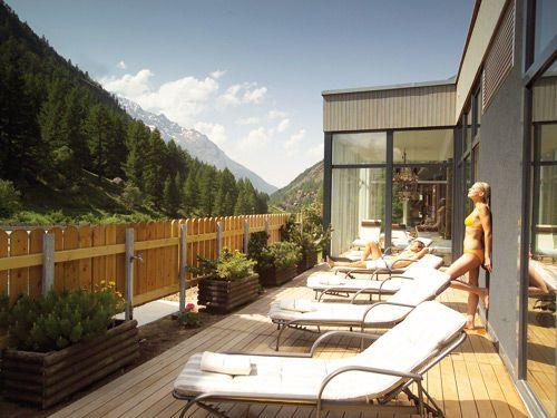 Wellness & Spa Pirmin Zurbriggen - Spa holidays - Saastal