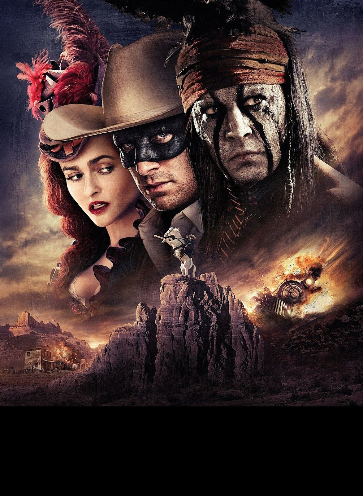 The Lone Ranger Lone ranger, Action movies, Good movies