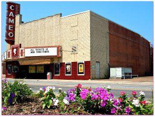 The Cameo Theater In Magnolia Ar Theatre Arkansas Places