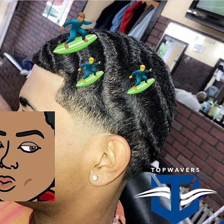 Precioussbxx Waves Haircut 360 Waves Hair Waves Hairstyle Men