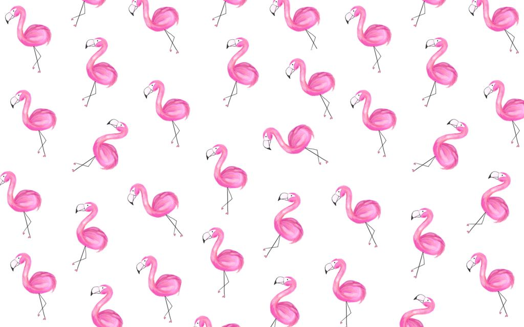 Flamingo Background cute! Backgrounds girly, Desktop
