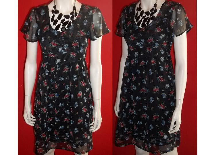 H M Elegancka Zwiewna Sukienka Laczka 34 36 4908775675 Oficjalne Archiwum Allegro Fashion Short Sleeve Dresses Dresses With Sleeves