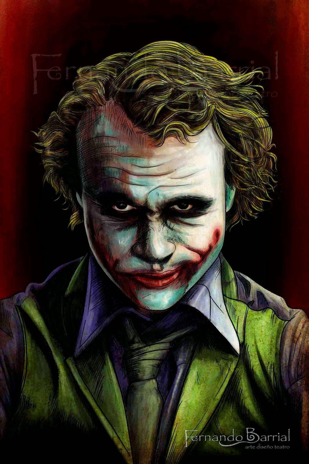 Harley Quinn Wallpaper Iphone Arte Vida A Trazos My Comic Con Joker Joker Pics