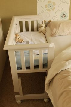 Build Your Own Baby Co Sleeper Woodworking Projects Plans Baby Furniture Baby Co Sleeper Baby Bed