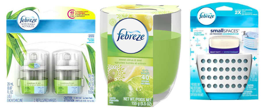 5.75 in NEW Febreze Air Freshener Coupons Febreze, Air