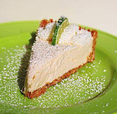 Grapefruit Lime Cream Pie