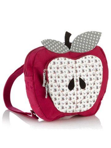 Stella Hoff Patchwork: Bolsa de maçã