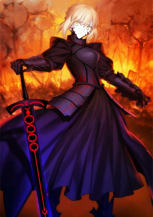 Servant Cards Anime Anime Art