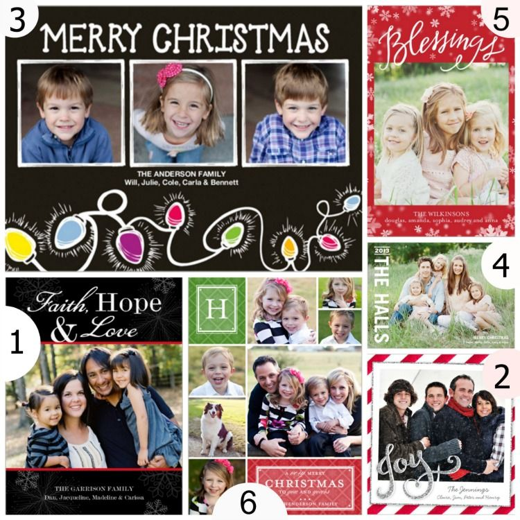 My favorite Shutterfly Christmas cards - with a Giveaway that ends