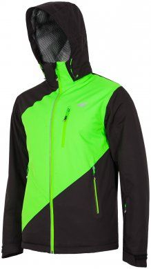 T4z15 Kumn004 Kurtka Narciarska Meska Kumn004 Czarny Fashion Jackets Athletic Jacket