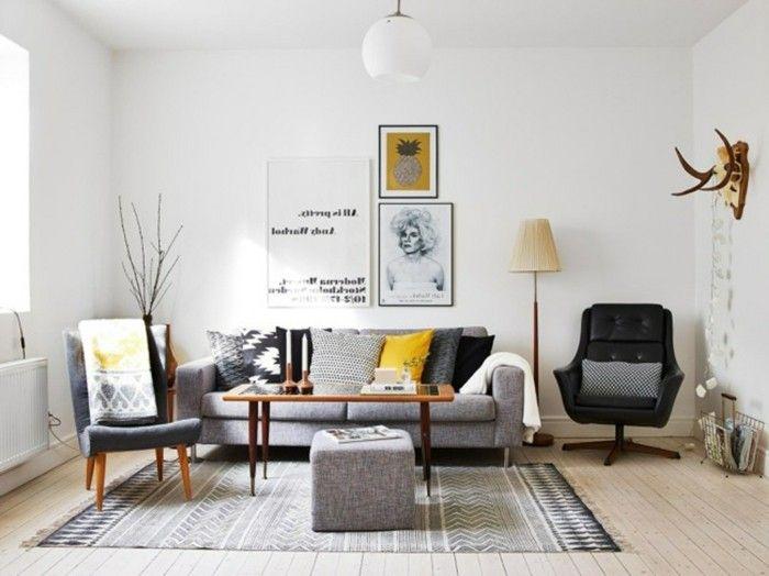 Le Fauteuil Scandinave Confort Utilité Et Style à La Une - Siege salon design