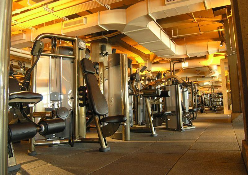 Pin By Renee Laput Mendoza On Workin On Fitness Gym Interior Basement Gym Gym Room