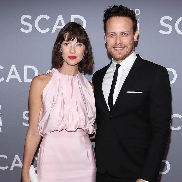 Pin by HeughanOut on CBalfe & SHeughan   Caitriona balfe
