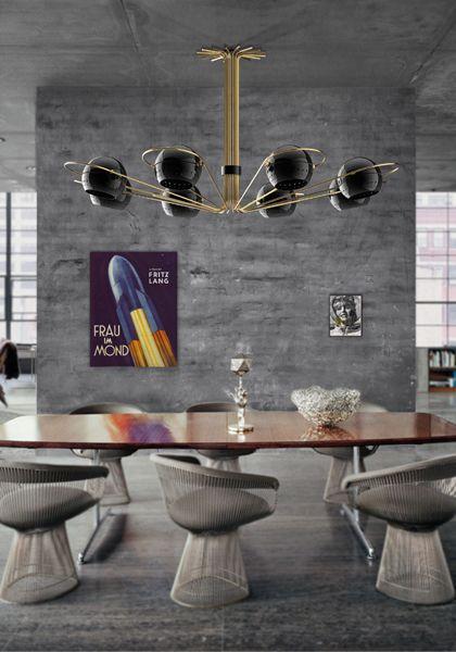 lush interiors Forever Warren Platner Chairs Living and dining - einrichtungstipps junggesellenwohnung