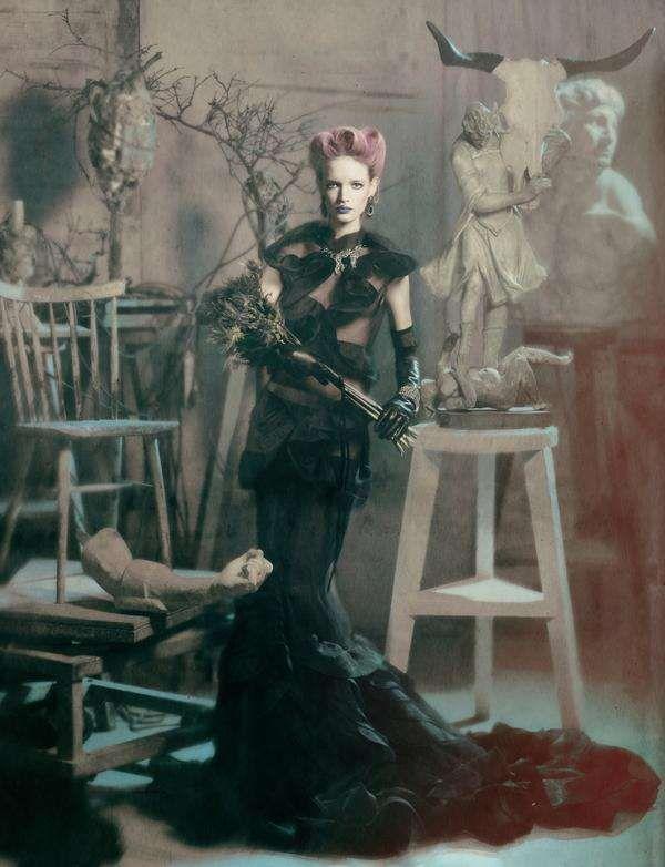 Whimsical Witch Editorials : jakub gulyas