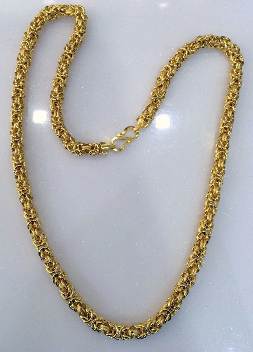 Gold Chains For Sale >> Gold Chain 22 K Gold Link Chain Fine Jewelry Necklace In 2019 Gold